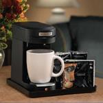 1 cup Coffee Maker - Black