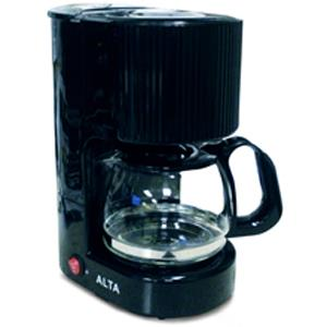 4 Cup Coffee Maker Auto Shut Off : AVM Enterprises, Inc - 4 Cup Coffee Maker