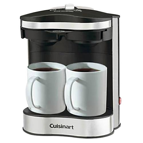 Avm Enterprises Inc Cuisinart 2 Cup Coffee Maker Stainless Steel