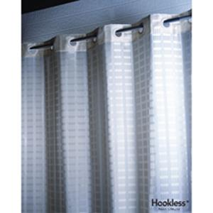 Litchfield Hookless Shower Curtains