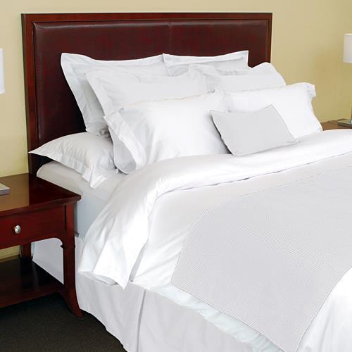 Avm Enterprises Inc King Bed Skirt White