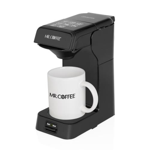 Mr Coffee No Carafe Coffee Maker Reviews : AVM Enterprises, Inc - Mr. Coffee 1 Cup Black Coffee Maker