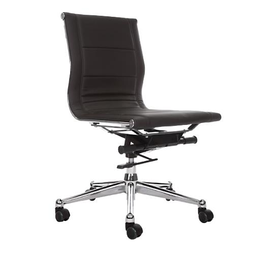 Etonnant Previous · Up · Next. Florence Mid Back Task Chair Black Without Arms