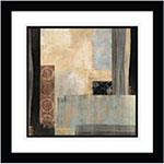 Abstract Cool Square I Artwork