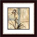 Exotic Blooms Square I Artwork