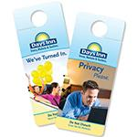 "Days Inn ""Do Not Disturb"" Signs - Full Size"