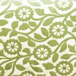 King Size Decorative Coverlet - Sunrise Green