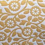 King Size Decorative Coverlet - Sunrise Yellow