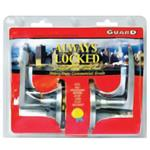 Commercial Lever Lockset - Chrome