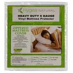 Full XL Heavy Duty Vinyl Mattress Protector