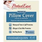 Protect Ease Full/Queen Pillow Zippered Encasement