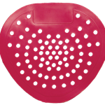 Deluxe Urinal Screen - Cherry